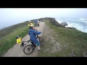 Family biking rides